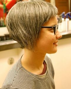 Stylish Asymmetrical Bob Hairstyles