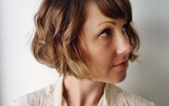 Vintage Bob Hairstyles With Bangs
