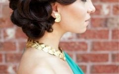 Wedding Hairstyles for Vintage Long Hair