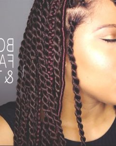 Braided Cornrows Loc Hairstyles For Women