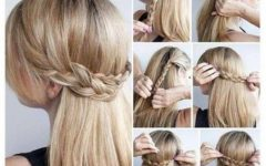 Braided Hairstyles For Straight Hair