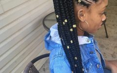 Braided Hairstyles in Weave
