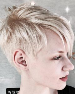 Disconnected Pixie Haircuts For Fine Hair
