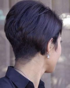 Back Views Of Pixie Haircuts