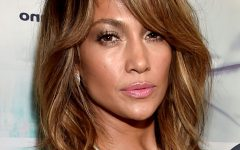 Jennifer Lopez Medium Haircuts