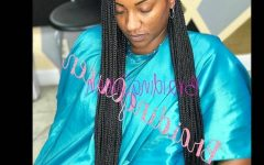 Small Cornrows Hairstyles