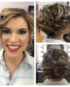 Wedding Hairstyles For Bride And Bridesmaids