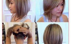 Undercut Medium Hairstyles for Women