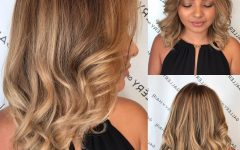 Sun-kissed Blonde Hairstyles with Sweeping Layers