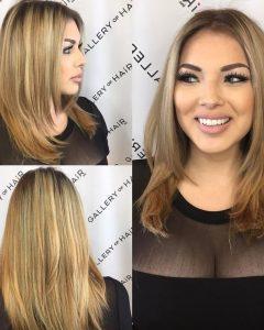 Face Framing Medium Hairstyles