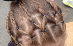 Braided Hairstyles For Dance Recitals