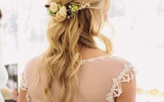 Simple Laid Back Wedding Hairstyles